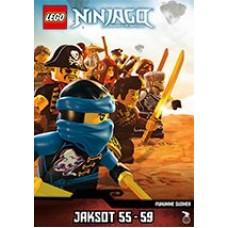 Lego Ninjago 13 (Jaksot 55-59)