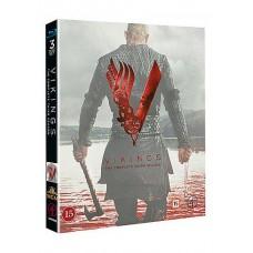 Viikingit - Kausi 3 - Blu-ray