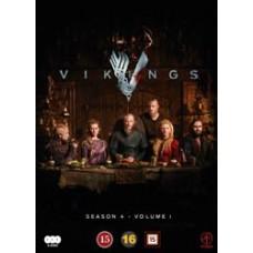 Viikingit - Kausi 4 (Volume 1)