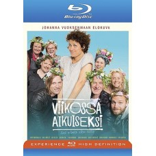 Viikossa aikuiseksi - Blu-ray