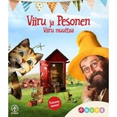 VIIRU JA PESONEN - VIIRU MUUTTAA - Blu-ray