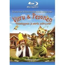 Viiru ja Pesonen - Pikkukepposia ja suurta ystävyyttä - Blu-ray