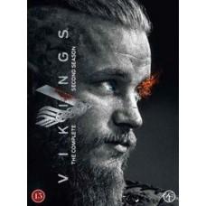 Viikingit - Kausi 2 (3 disc)
