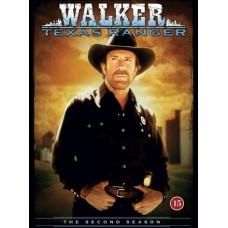 WALKER - TEXAS RANGER - KAUSI 2