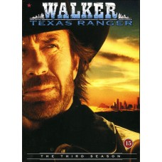 WALKER - TEXAS RANGER - KAUSI 3