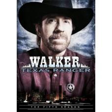WALKER - TEXAS RANGER - KAUSI 5