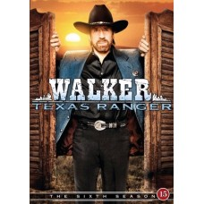 WALKER - TEXAS RANGER - KAUSI 6
