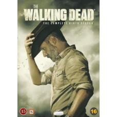 THE WALKING DEAD - KAUSI 9