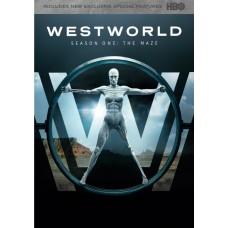 WESTWORLD - KAUSI 1