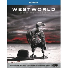 WESTWORLD - KAUSI 2 - Blu-ray