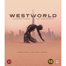 WESTWORLD - KAUSI 3 - Blu-ray