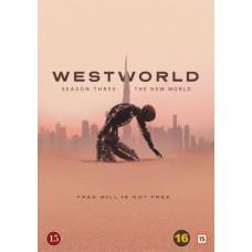 WESTWORLD - KAUSI 3