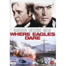 Where Eagles Dare - Kotkat kuuntelevat