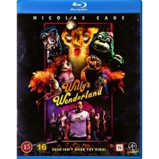 WILLYS WONDERLAND - Blu-ray