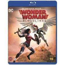 WONDER WOMAN - BLOODLINES - Blu-ray