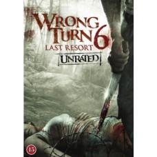Wrong Turn 6 - The Last Resort