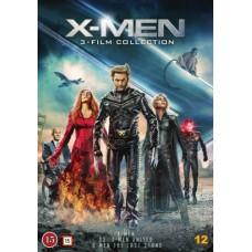 X-MEN ORIGINAL TRILOGY BOX (3 disc)