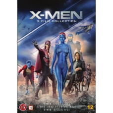 X-MEN PREQUEL TRILOGY BOX (3 disc)