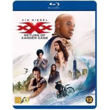xXx - RETURN OF XANDER CAGE - Blu-ray