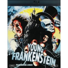 Young Frankenstein - Blu-ray