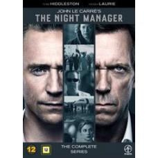 Yövahti - The Night Manager - Kausi 1