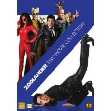 ZOOLANDER 1-2 BOX (2 disc)