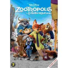 Disney Klassikko 54 - Zootropolis Eläinten Kaupunki